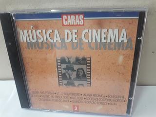Cd Música De Cinema Caras Vol.3