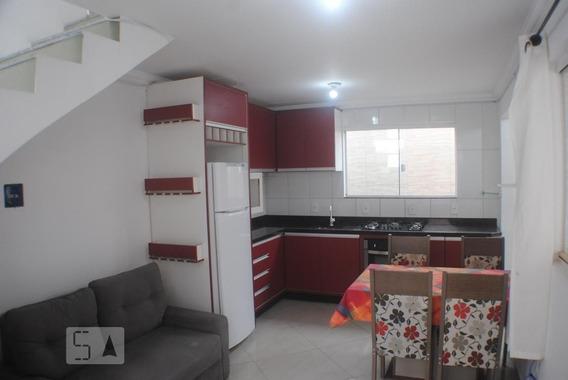 Casa Mobiliada Com 2 Dormitórios E 2 Garagens - Id: 892961296 - 261296