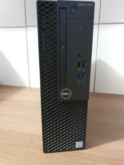 Dell Optiplex 3050 I3-7100 8gb Ssd 240gb Wind 10
