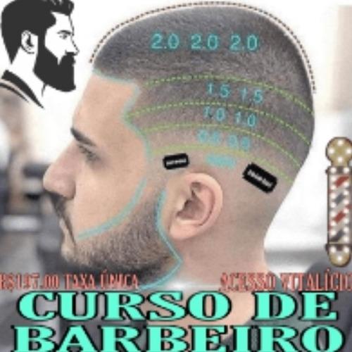 Imagem 1 de 1 de Curso De Barbeiro