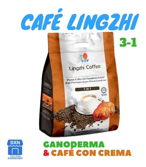 Dxn Café Orgánico Con Ganoderma Lingzhi 3-1