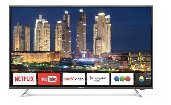 Tv Led 65 4k Smart Noblex Di65x6500