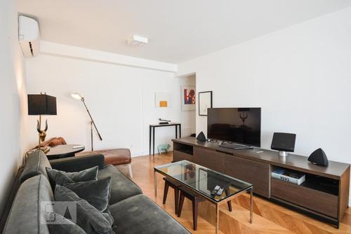 Apartamento À Venda - Pinheiros, 1 Quarto,  63 - S893131166