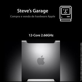Mac Pro 12 Core 2.66ghz, 32gb Ecc, 1tb Hd, Vídeo Radeon 3gb