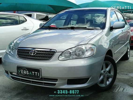 Toyota Corolla Xli 1.8 16v Flex Mec. 2008