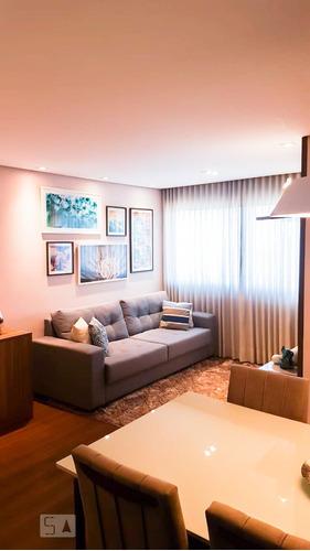 Apartamento À Venda - Jardim Santa Emília, 3 Quartos,  63 - S893082973
