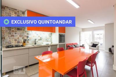 Casa Mobiliada Com 3 Dormitórios E 2 Garagens - Id: 892915691 - 215691