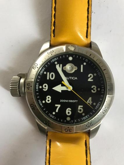 Relógio Nautica Modelo Nautica Diver