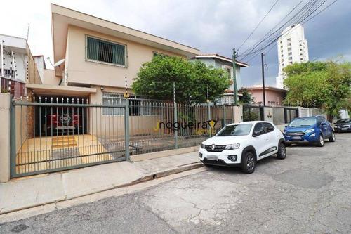 Sobrado À Venda, 250 M² Por R$ 1.970.000,00 - Campo Belo - São Paulo/sp - So0496