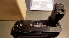 Grip Canon Bg-ed3 Para 10d Original Na Caixa