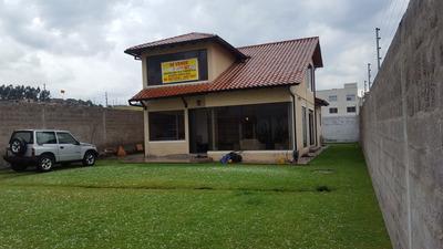 Arriendo Casa En Rumiñahui