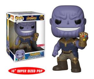 Funko Pop Thanos 308 10 Pulgadas
