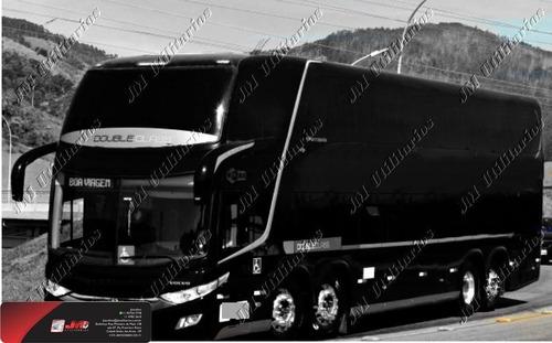 Paradiso 1800 Dd G7 Ano 2016 Volvo B450r Jm Cod 265