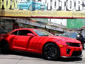 Chevrolet //camaro Zl1 Supercargado//2014 Como Nuevo!!