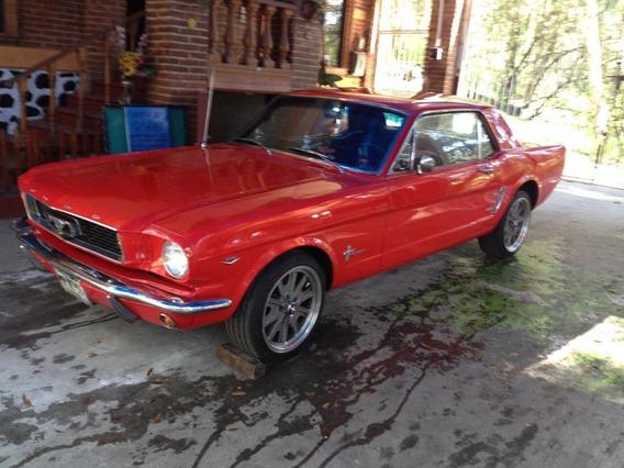 Ford Mustang 66 Hard Top De Coleccion A La Venta