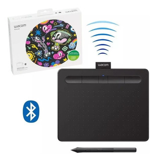Tabla Digitalizadora Wacom Intuos S Bluetooth Ctl4100wlk0