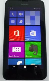 Celular Nokia Lumia 635 Operadora Claro Usado Sem Carregador