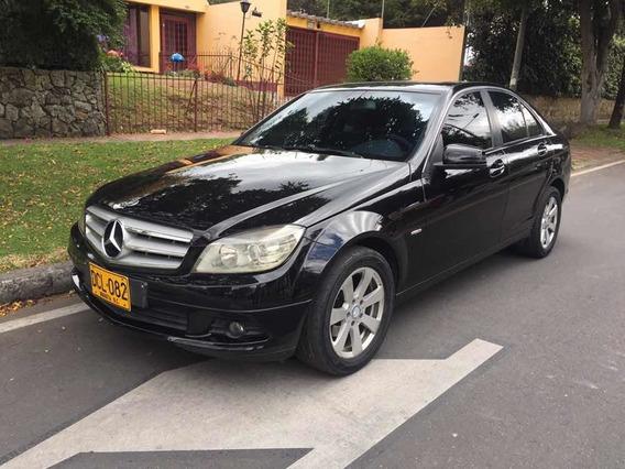 Mercedes-benz Clase C C 180 Kompressor