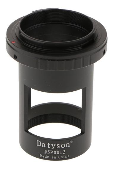 T Anel Spotting Escopo Câmera Adaptador Para Pentax K + Man