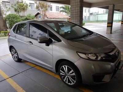Honda Fit Ex Cvt 1.5 Flex Aut. 16v 5p
