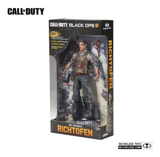 Mcfarlane Call Of Duty Dr. Edward Richtofen