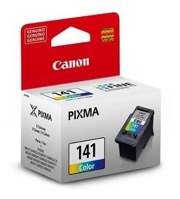 Cartucho Colorido Cl-141 Impressora - Canon
