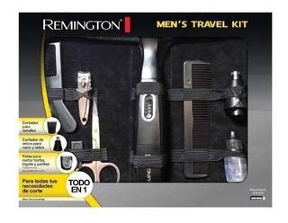 Cortabarba Kit De Corte Remington Tlg100 Para Viaje