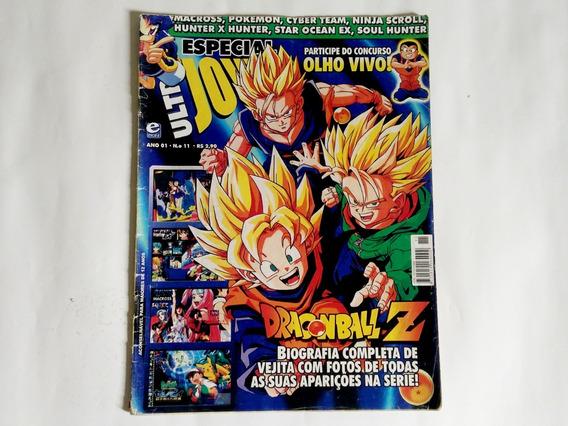 Revista Ultra Jovem Especial Dragon Ball Pokemon Soul Hunter