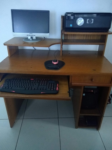 Computador Completa Impressora