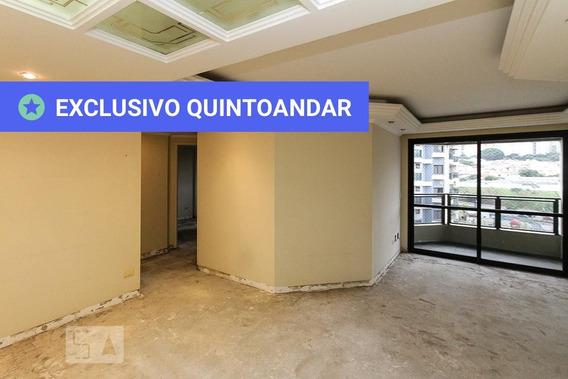 Apartamento No 2º Andar Com 3 Dormitórios E 2 Garagens - Id: 892956960 - 256960