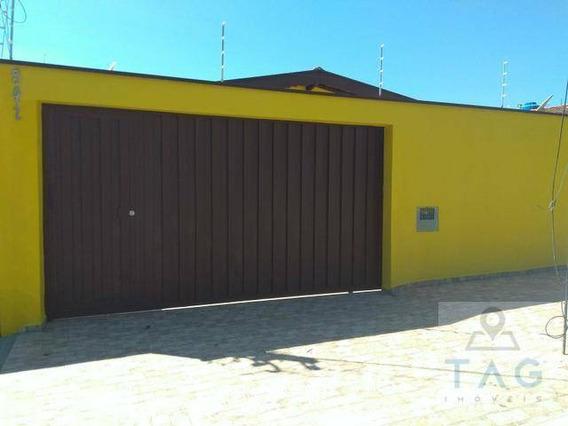 Casa Com 3 Dormitórios Para Alugar, 160 M² Por R$ 2.700,00/mês - Jardim Flamboyant - Campinas/sp - Ca0387