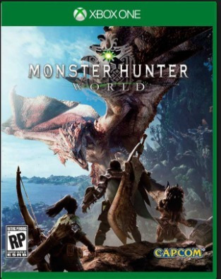 Monster Hunter World - Xbox One - Original Digital
