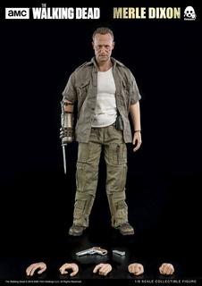 Merle 1/6 12 Pulgadas No Hot Toys Sideshow