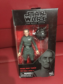 Dj Coma Grand Moff Tarkin Black Series 6 Pulgadas Star Wars