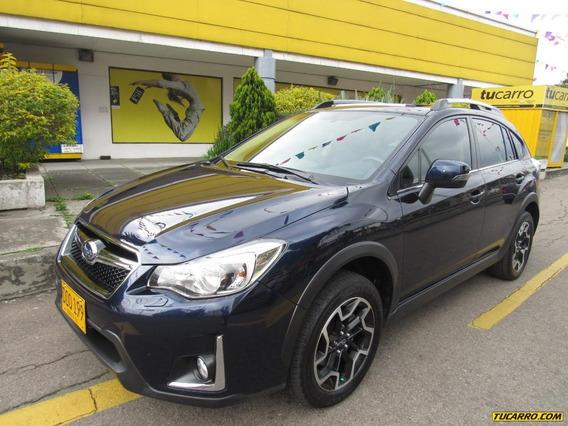 Subaru Xv 2.0i- S Cvt Automática Awd