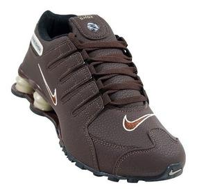 Tênis Feminino Nike Shox Nz Eu 4 Molas Original - Frete Grát