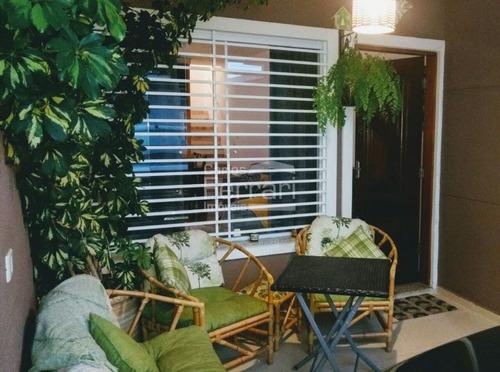 Imagem 1 de 15 de Sobrado 03 Dormitórios Á Venda, 132 M² Por R$690.000,00 - Cf27418