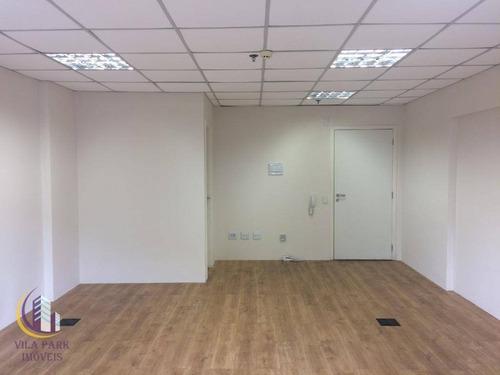 Sala, 38 M² - Venda Por R$ 250.000,00 Ou Aluguel Por R$ 1.000,00/mês - Vila Yara - Osasco/sp - Sa0108