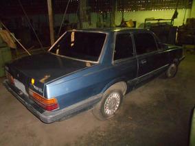 Carro Ford Del Rey Motor 1.6 Gl Ano 1989 Azul 2 Portas