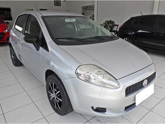 Fiat Punto 1.4 Mpi Elx Prata 8v Flex