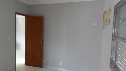 Apartamento Com 2 Dormitórios À Venda, 60 M² Por R$ 250.000,00 - Centro - São Vicente/sp - Ap5617