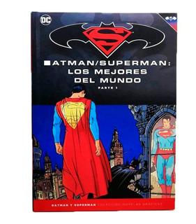 Dc Comic Batman Y Superman Nº 49 Los Mejores Del Mundo Pte 1