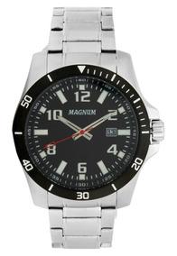 Relógio Magnum Masculino Original Sports Ma35057t