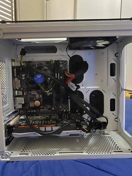 Pq Gamer I5 7400 + Gtx 1060 3gb