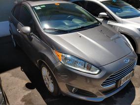 Ford Fiesta Kinetic Design 1.6 Sedan Titanium 120cv