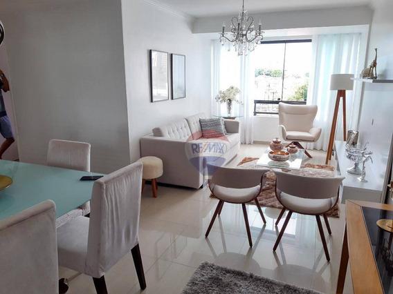 Apartamento De 3 Quartos No Bairro Do Espinheiro - Com Todas As Taxas Inclusas - Ap0692