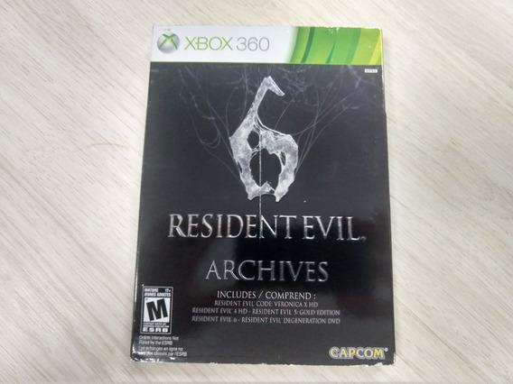 Resident Evil 6 Archives Lacrado