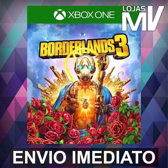 Borderlands 3 Standard Xbox One Código 25 Digitos