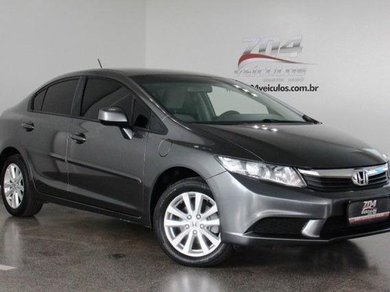 Honda Civic Lxs 1.8 16v Flex, Ovp7985