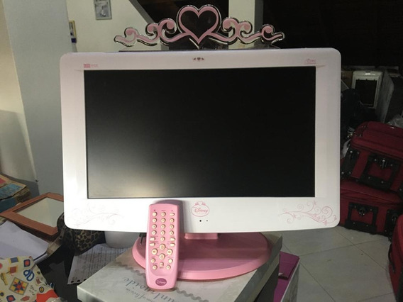 Tv Monitor Das Princesas Da Disney